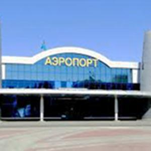 Аэропорты Анжеро-Судженска