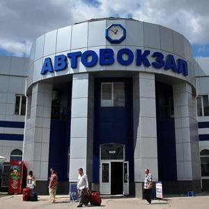 Автовокзалы Анжеро-Судженска