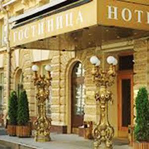 Гостиницы Анжеро-Судженска