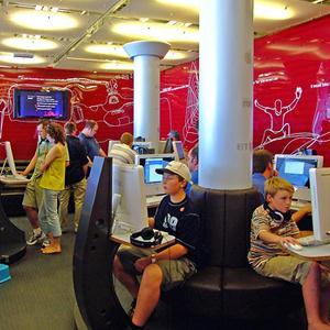 Интернет-кафе Анжеро-Судженска
