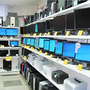 Компьютерные магазины Анжеро-Судженска