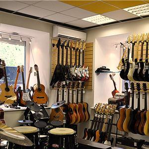 Музыкальные магазины Анжеро-Судженска
