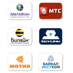 Операторы сотовой связи Анжеро-Судженска