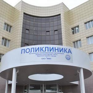 Поликлиники Анжеро-Судженска
