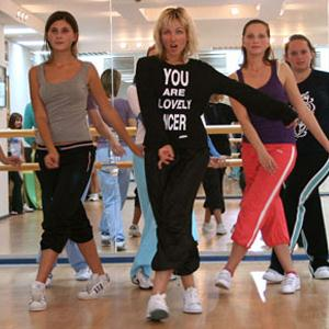 Школы танцев Анжеро-Судженска