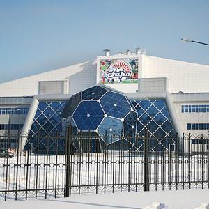 Спортивные комплексы Анжеро-Судженска