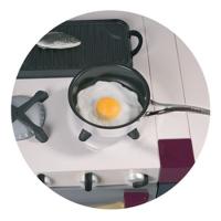 У бродячей собаки, кафе-бильярдная - иконка «кухня» в Анжеро-Судженске